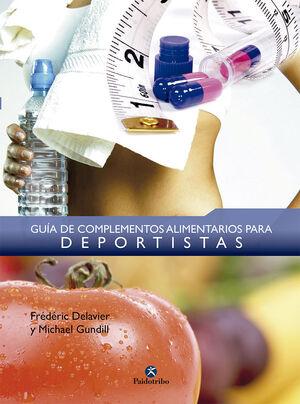 GUÍA DE COMPLEMENTOS ALIMENTARIOS PARA DEPORTISTAS (COLOR)