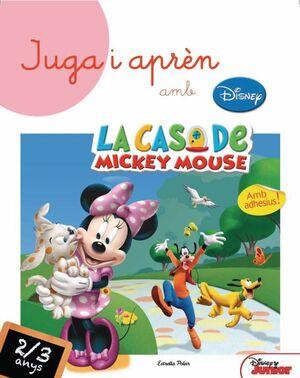 JUGA I APRÈN AMB DISNEY 2-3 ANYS