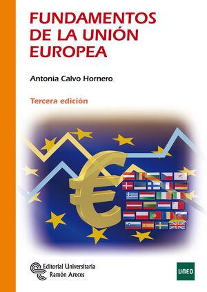 FUNDAMENTOS DE LA UNIÓN EUROPEA  3ª ED.