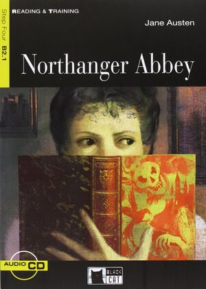 NORTHANGER ABBEY BOOK WITH AUDIO CD