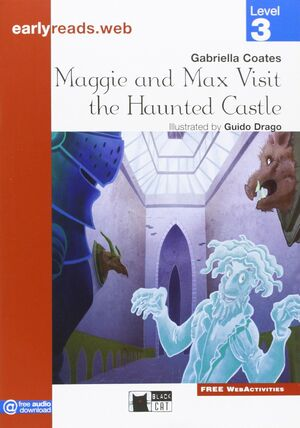 MAGGIE AND MAX VISIT THE HAUNTED CASTLE + AUDIO