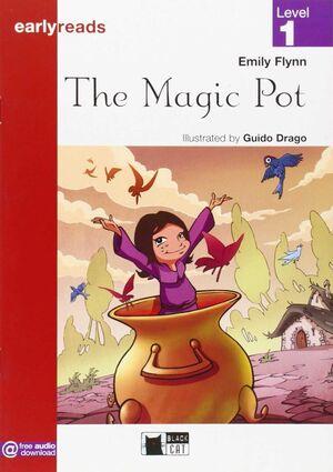 THE MAGIC POT. BOOK AUDIO @