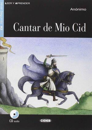 CANTAR DE MIO CID LIBRO+CD NE
