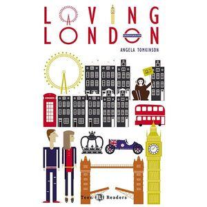 LOVING LONDON + CD STAGE 2
