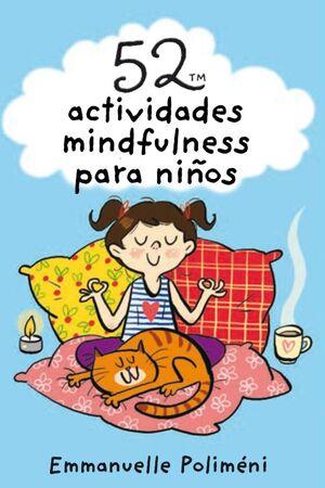 BARAJA 52 ACTIVIDADES MINDFULNESS PARA NIÑOS