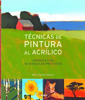 TECNICAS DE PINTURA AL ACRÍLICO