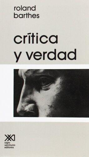 CRITICA Y VERDAD