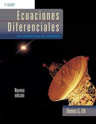 ECUACIONES DIFERENCIALES CON APLICACIONES DE MODELADO. 9ª ED.