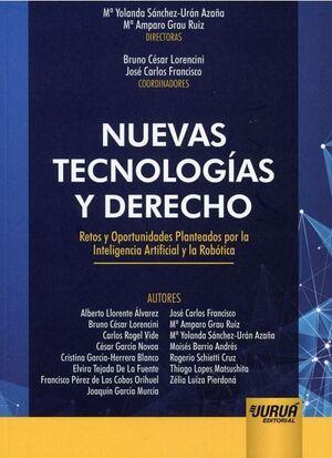 NUEVAS TECNOLOGIAS Y DERECHO