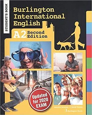 BURLINGTON INTERNATIONAL ENGLISH A2 STUDENT'S BOOK 2ND EDITION