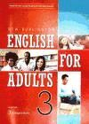 NEW ENGLISH FOR ADULTS 3