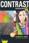 CONTRAST BACHILLERATO 1 STUDENT BOOK