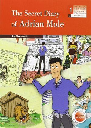 THE SECRET DIARY OF ADRIAN MOLE ACTIVITY 1 BACHILLERATO