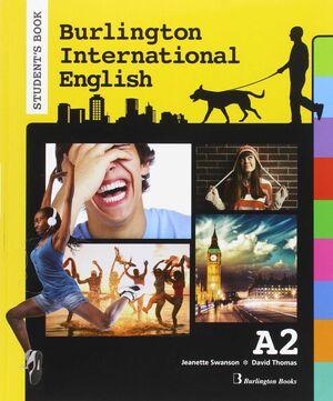 BURLINGTON INTERNATIONAL ENGLISH A2 STUDENT'S BOOK