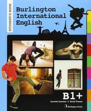 INTERNATIONAL ENGLISH B1+. STUDENT. FCE