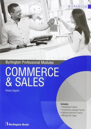 COMMERCE & SALES WORKBOOK